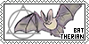 Bat Therian - Stamp by Synstematic