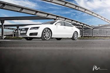 Audi A7 -B- by MoMoMoMoe