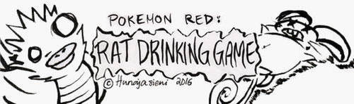 Banner 2 for Rat Drinking Game~ by Hunajasieni