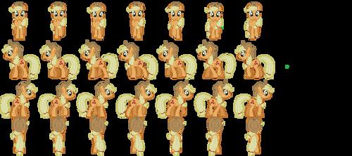 %Applejack by Fluttershyponygal