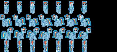 %Rainbowdash2 by Fluttershyponygal
