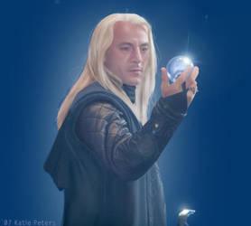 Lucius Malfoy by kaymikang