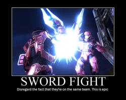 Sword Fight by ODST-Training