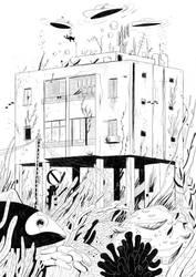 Deep sea block by ZigiCreator