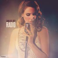 Lana Del Rey - Radio by LoudTALK