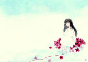 Blue by yuuta-apple
