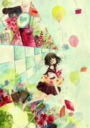 Wake up! by yuuta-apple