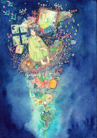 Fairy Tail by yuuta-apple