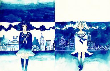 two world by yuuta-apple