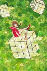 Rubik by yuuta-apple