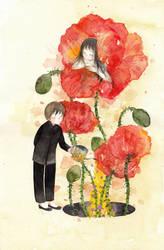 Poppy seed by yuuta-apple