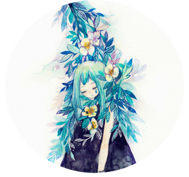 Blooming by yuuta-apple