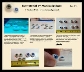 Realistic doll eye tutorial Part 4 by Marika-Spijkers