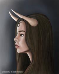 Taurus by RashaKhabbazeh