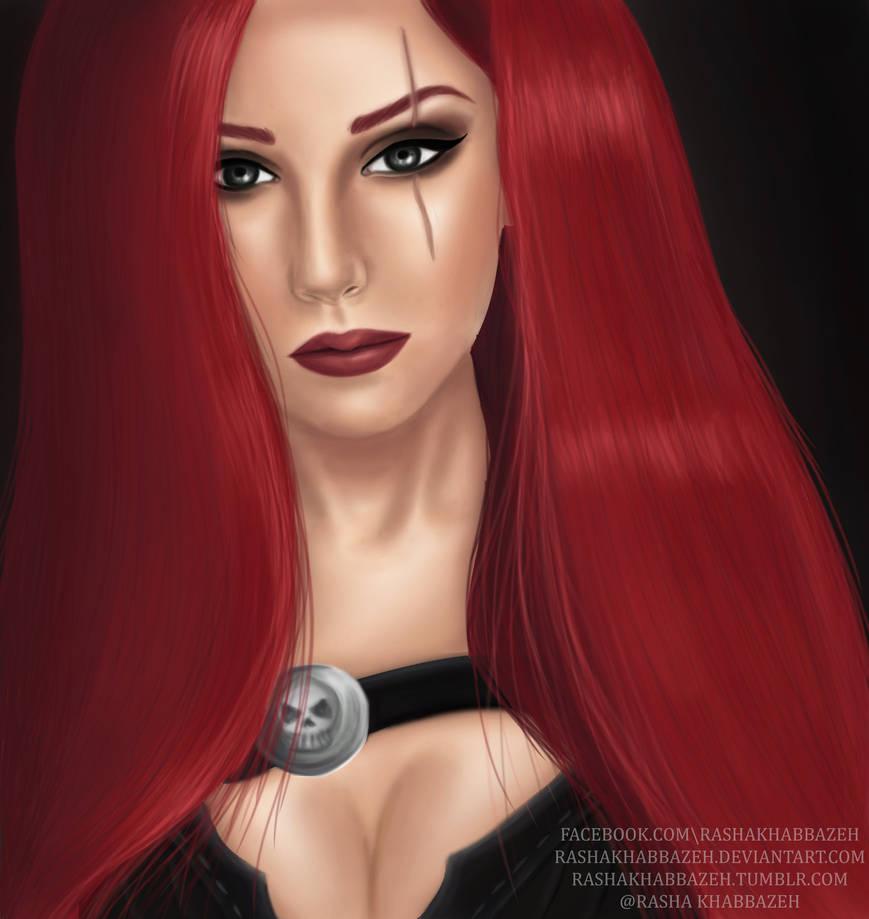 Katarina by RashaKhabbazeh