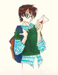 HP Love by FoxyKitsuneko