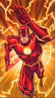 The Flash by Kid-Destructo
