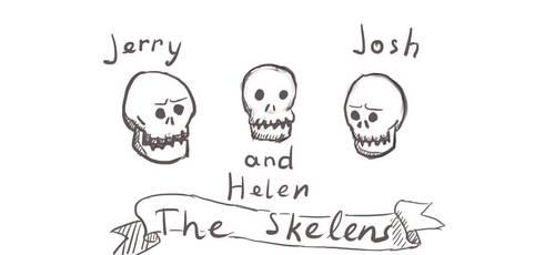Skeleton by SirCrackWaffle