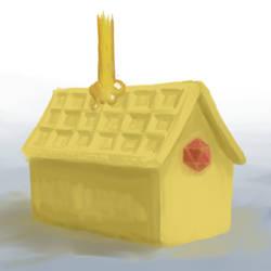 Waffle House by SirCrackWaffle