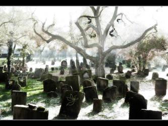 Graves by Graveyard-Club