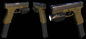 Glock 18C by dhedheahmed
