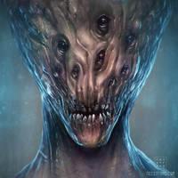 Random monster by noistromo