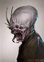 Monster 20141214 by noistromo