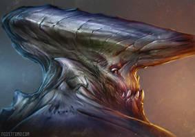 Monster_20141217 by noistromo