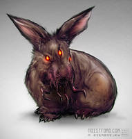 Hell Bunny by noistromo