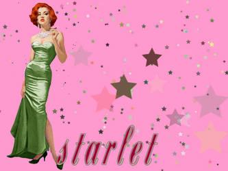 starlet by candymgunn