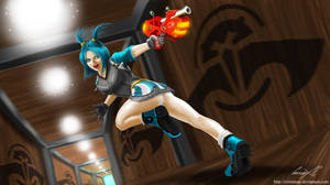 Vela - Jet Force Gemini by CristianAC