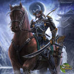 Date Masamune by CristianAC
