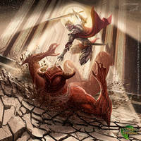 Demon Slayer by CristianAC