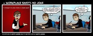 Workplace Safety: No Joke by raven8t8