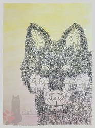 Deer Wolf by NightTracker