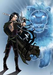 Blue - Dragon Age by Ovi-One