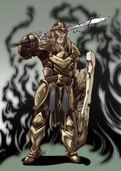 Maet - Dragon Age by Ovi-One
