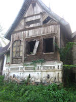 the other of rumah gadang (4) by estelersketsa