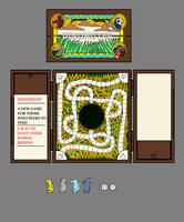 Dinohotep Board Game by PeteDRaptor