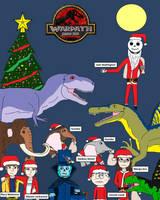 Jurassic Warpath fan made by PeteDRaptor