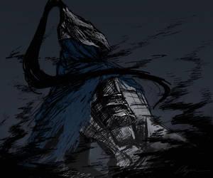 Knight Artorias by Ela-yoe