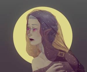 sorceress by Ela-yoe
