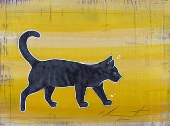 Black Cat by TetraModal