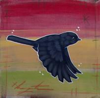 Black Bird by TetraModal