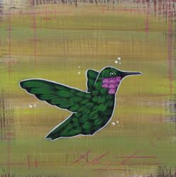 Hummingbird #13 by TetraModal