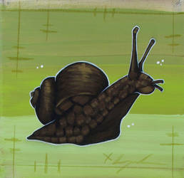 Snail by TetraModal