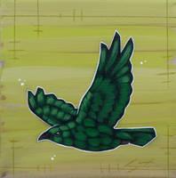 Green Hawk by TetraModal
