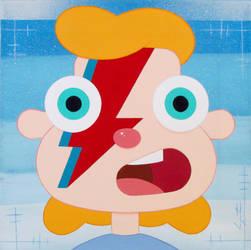 David Bowie by TetraModal