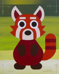Red Panda by TetraModal