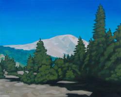 Pikes Peak by TetraModal